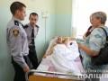Львовского копа, раненного радикалом из С14, наградили квартирой