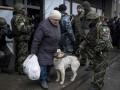Жители Дебальцево охотнее едут в подконтрольные Украине города, чем в Донецк - ОБСЕ