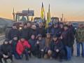 Активисты заблокировали таможню на границе с Молдовой