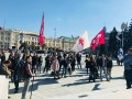 В Харькове прошел марш за право носить оружие