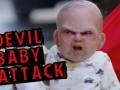 Позитивные новости дня: Малыш из ада и голая на киевском шоссе