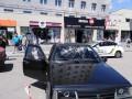 В Кропивницком ссора двух водителей закончились стрельбой