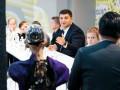 Электронное правительство: Гройсман пообщался с роботом Софией