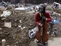 У берегов Аляски нашли мяч из японской школы, унесенный цунами