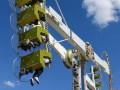 Австралийка упала с 30-метровой высоты на экстремальном аттракционе