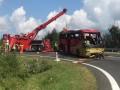 Смертельное ДТП в Польше: водитель украинского автобуса задержан