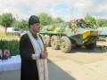 БТР от «бандер». Гуцул подарил батальону Айдар бронетранспортер