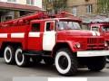 В Киеве возник пожар на недострое на Подоле