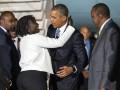 Обама встретился с родственниками в ходе визита в Кению