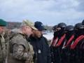 Наев проверил боевую готовность военнослужащих ОС