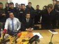Милиционер потерял сознание в ходе суда над Корбаном