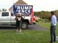 В США обстреляли сторонников Трампа