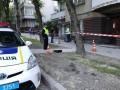 Во Львове участник ДТП ранил ножом копа