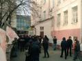 Под судом в Киеве, где лежит Насиров, собираются активисты