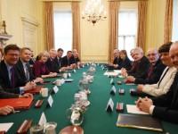 Мэй подписала соглашение с юнионистами о поддержке правительства