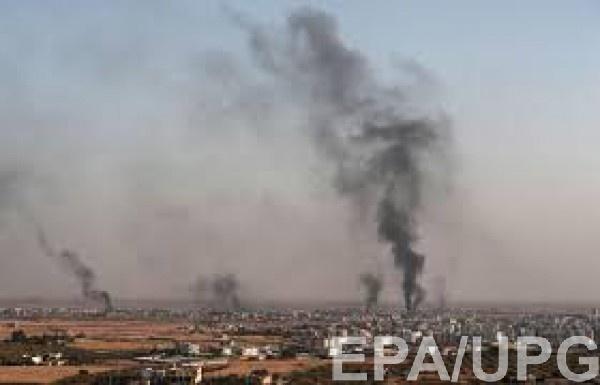 Турция сбила два военных самолета режима Асада