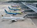 Пассажиропоток в аэропорту Борисполь растет, несмотря на санкции