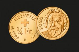 Швейцария выпустила самую маленькую монету в мире