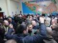 В Одессе с драками и слезоточивым газом утвердили новые названия улиц