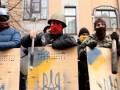 450 членов самообороны Майдана отправятся в пятницу на военные учения