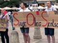 В поддержку Сенцова будут голодовать в США, Австралии и Канаде