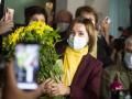 Первая женщина. Выборы в Молдове и Украина