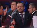 Саакашвили и Мосийчук в прямом эфире поскандалили из-за Бандеры