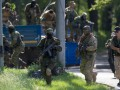 В Лисичанск прибыли две сотни вооруженных людей – СМИ