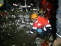 В Ивано-Франковске обвалился новострой: погиб строитель