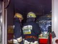 В центре Днепра произошел пожар в пивном магазине