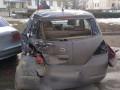 В Черновцах маршрутка врезалась в четыре машины