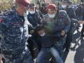 Протесты в Ереване: задержаны десять лидеров оппозиции