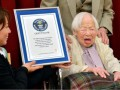 В Японии нашли старейшую женщину планеты