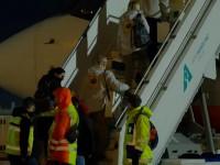 Эвакуация из Уханя: Опубликовано видео вылета спецрейса из Борисполя