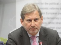 Еврокомиссар Хан призвал ЕС ускорить безвизовый режим для Украины