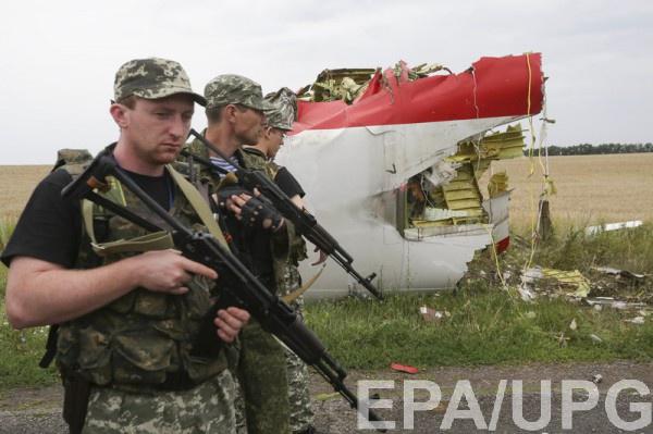 """Россия нашли очередного """"свидетеля"""" крушения MH17"""