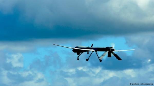 Беспилотники США могут начать полеты над Украиной
