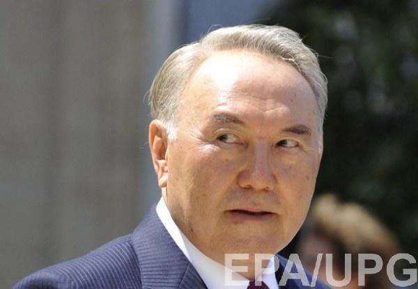 Назарбаев считает, что Путина и Порошенко никто не помирит, кроме их самих