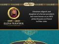 Дом жены Пинчука попал в ТОП-10 самых дорогих в мире (инфографика)
