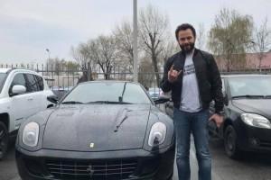 Гладковский, подозреваемый в хищениях, купил Ferrari за 9 миллионов - журналист