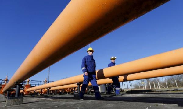 С начала года в украинские газохранилища было закачано больше миллиарда кубов газа - Цензор.НЕТ 5458