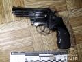 Киевлянин подстрелил парня, который ударил его мать в лицо