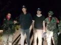 В Колумбии боевики отпустили захваченных голландских журналистов