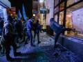 Начальник киевской полиции рассказал о погромах в центре города