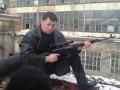 В Москве задержали за разбой звезду сериала