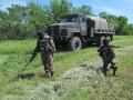 Пресс-центр АТО: В мае на мариупольском направлении военные обезвредили более 200 снарядов
