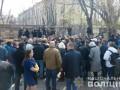 В Одессе задержаны мужчины, облившие фекалиями нардепа Найема