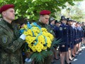 В Мариуполе почтили память силовиков, погибших в мае 2014 года