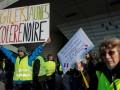 Протесты во Франции: число пострадавших возросло до 100