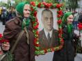Появились фото с акции Бессмертный полк в Киеве